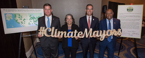 Climate Mayors Graphic